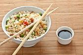 Canton chinese rice — Stock Photo