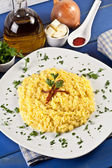 Risotto milaneseR — Stock Photo