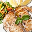 Cooked swordfish — Stock Photo #7575165