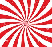 Swirly rays background — Stock Photo