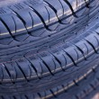Car tire — Stock Photo #6783559