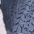 Car tire — Stock Photo #6783724