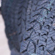 Stock Photo: Car tire