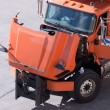 Road maintenance truck — Stock Photo #6783823