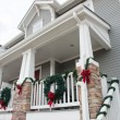 Christmas house — Stock Photo #6802458