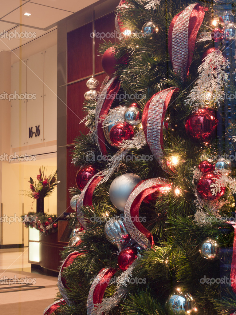 Christmas Tree — Stock Photo #6803183