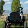 Stock Photo: Old Car