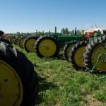 Farm Equipment — Stock Photo #6839911