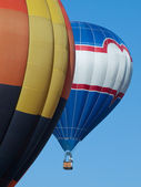 Hot Air Ballons — Foto Stock