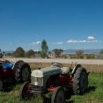 Farm Equipment — Stock Photo