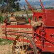 landmaschinen — Stockfoto