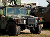 Humvee — Stock Photo