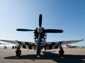 ビンテージ航空機 — ストック写真