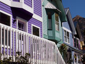 Row Houses — Stock Photo