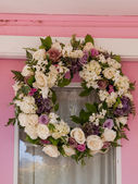 Summer Wreath — Stock Photo