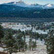 rocky mountain national park — Stock Photo