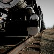 Steam Locomotive — Stock Photo #7885347