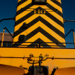 Yellow Locomotive — Stock Photo #7885374