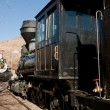 Steam Locomotive — Stock Photo #7885417