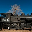 Steam Locomotive — Stock Photo #7885425