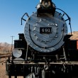 Steam Locomotive — Stock Photo #7885442