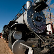 Steam Locomotive — Stock Photo #7885447