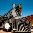 Steam Locomotive — Stock fotografie