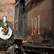 Steam Locomotive — Stock Photo #7885534