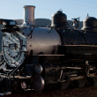 Steam Locomotive — Stock Photo #7885545