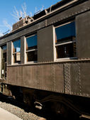 Passenger Car — Stockfoto
