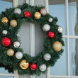 Christmas Wreath — Stock Photo #7934899