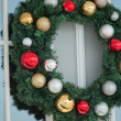 Christmas Wreath — Stock Photo #7934901