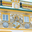 Wilanow  Royal Palace in Warsaw — Stockfoto