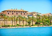 Palma de Majorca. Mallorca. Spain — Stock Photo