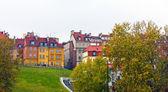 Old Town . Warsaw, Poland. UNESCO World Heritage Site. — Stock Photo