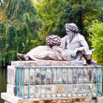 Lazienki - Royal Park in Warsaw. Poland. — Stock Photo #7828159