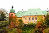 Warsaw, Poland, Unesco World Heritage Site — Stock Photo