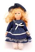 Porcelain doll — Stock Photo