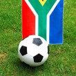 Soccer South Africa — Stock Photo #6887459