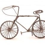 Постер, плакат: Bicycle art