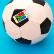 African football concept — Stock Photo