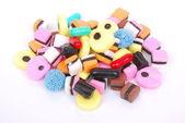 Doces coloridos — Fotografia Stock