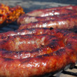 African Boerewors closeup — Stock Photo #7031656