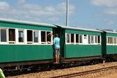 Train vert — Photo
