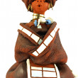 African Xhosa doll - Stock Photo