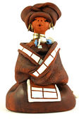 African Xhosa doll — Stock Photo