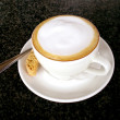 Stock Photo: Another Capuccino