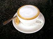 Another Capuccino — Stock Photo
