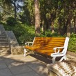 Garden bench — Stock Photo #6969990