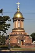 Temple in St. Petersburg — Stock Photo
